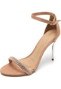 9db1bacb8acf7 Sandália Ana Hickmann Textura feminina   Shoes4you