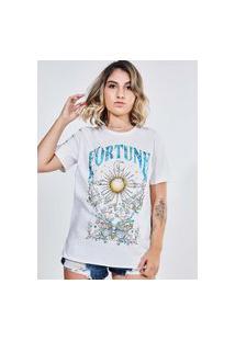 Camiseta Estampa Mística Fortune