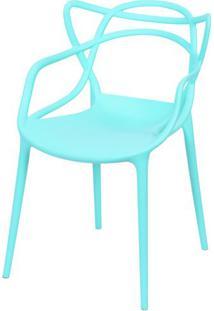 Cadeira Master Allegra Polipropileno Tifanny - 43088 - Sun House