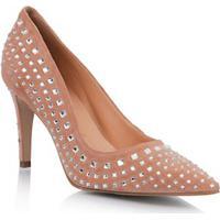 4a1b266c8 Scarpin Camurca Moderno feminino | Shoes4you