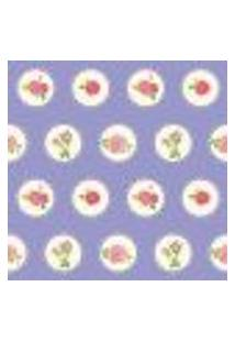 Papel De Parede Adesivo - Rosas Varidas - 043Ppb