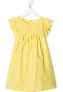 Knot Vestido Gretel - Amarelo