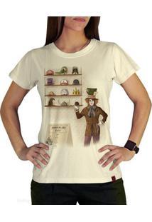 Camiseta Wonderland Hat Store