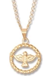 Colar Le Diamond Espirito Santo Dourado - Kanui