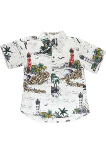 Camisa Farol Estampado Camisa Farol 1019 Estampado 6