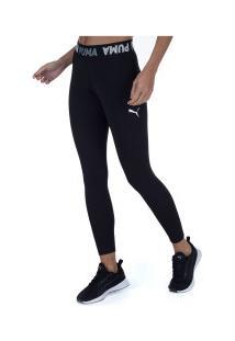 Calça Legging Puma Modern Sports Banded - Feminina - Preto