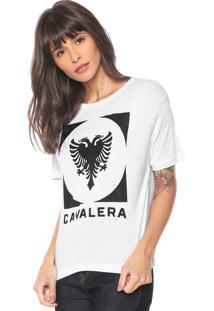 Camiseta Cavalera Águia Branca