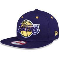 Amazon. Bone 950 Original Fit Los Angeles Lakers Nba Aba Reta Snapback Roxo New  Era a9ef2add84b