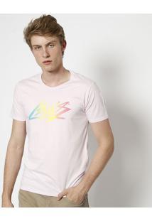 Camiseta Levi'Sâ® - Rosa Claro & Amarelalevis