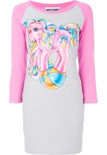 Moschino Vestido 'My Little Pony' - Grey