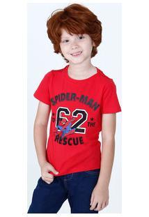 Camiseta Para Meninos Branca Homem Aranha infantil   Shoes4you b22b15dc3d