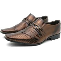 3a83447fc Sapato Bronze masculino | Shoes4you
