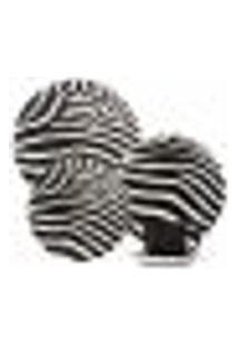 Aparelho De Jantar E Chá Com 20 Peças Zebra