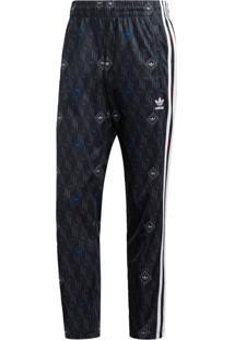 Calça Adidas Mono Fb Tp 2T Preto