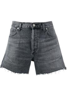 Citizens Of Humanity Short Jeans Marlow - Preto