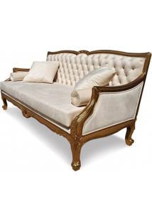 Sofa Ingles Em Capitone Com Pinturas E Tecidos Personalizados