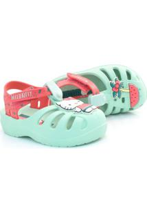 Babuche Infantil Hello Kitty Summer