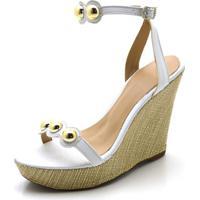 dd7ef7956 Anabela Conforto Moderna feminina | Shoes4you