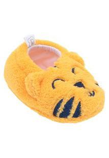 Pantufa Pimpolho Infantil Amarelo