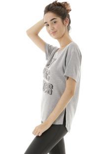 Camiseta T-Shirt Aplicação - Kanui