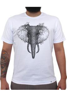 Elephant - Camiseta Clássica Masculina