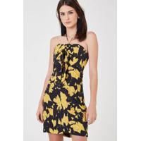 8951e1d085 Off Premium. Vestido Curto Floral ...