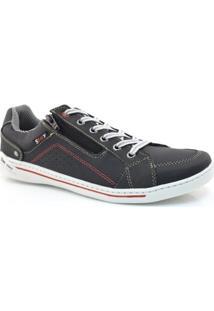 acd536b9d Sapatênis London Vermelho masculino   Shoes4you