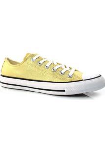 Tênis Converse All Star Dourado Original