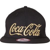 017f18ab8958c Boné New Era 950 Coca Cola Preto