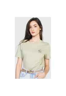 Camiseta Dzarm Luna Verde