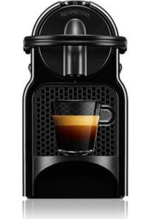 Cafeteira Expresso Nespresso Inissia D40 Preta 220V