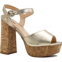 97a5aa219a716 Sandália Dourada Festa feminina | Shoes4you