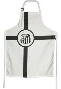 Avental Santos Branco