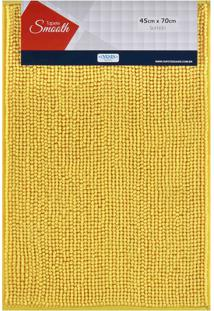 Tapete Smooth- Amarelo- 45X70Cm- Oasisoasis