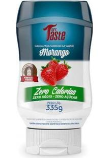 Calda Para Sobremesa Zero Mrs Taste - 335Gr - Unissex