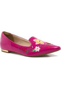 Sapatilha Zariff Shoes Slipper Flores