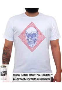Etnico - Camiseta Clássica Masculina