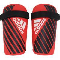 Caneleira De Futebol Adidas X Lite - Adulto - Vermelho Preto a1cfb31bbdf5d