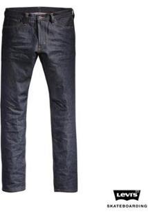 Calça Jeans Levi'S Skateboarding Straight Masculina - Masculino-Azul