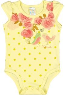 Body Feminino Bebê - Feminino