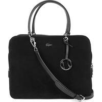 Bolsa Couro Lacoste Shopper Feminina - Feminino-Preto fb88cc7ef1