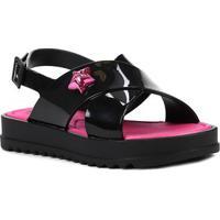 0afc75d23e3c9 Sandália Para Menina Azul Fivela Grendene infantil   Shoes4you