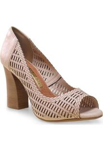 d8725021c Peep Toe 2016 Via Marte feminino | Shoes4you