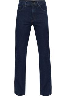 Calça Jeans Tradicional Blue Mid
