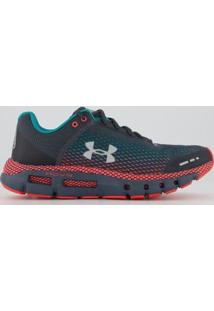 Tênis Under Armour Hovr Infinite Chumbo - Masculino-Cinza