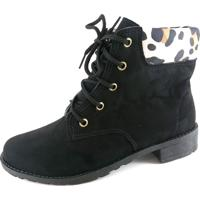 3d989cdab Coturno Suede feminino   Shoes4you
