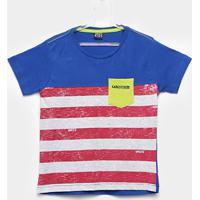 8eabd46601 Camiseta Infantil Gangster Estampada Masculina - Masculino