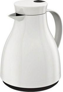 Bule Térmico Oslo Branco/Preto 0,5L Euro Home Bt5874-Brpt