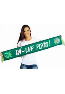 Cachecol Palmeiras 04 Estações - Unissex