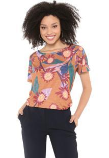 Camiseta Cantão Afrodite Bege